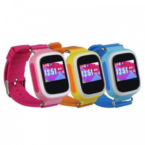 Детские умные часы Smart Baby Watch Q60S