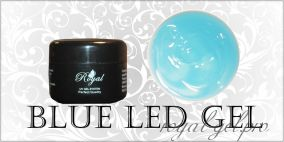 BLUE LED ROYAL GEL 50 мл