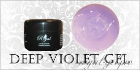 DEEP VIOLET ROYAL GEL 50 мл