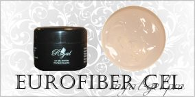 EUROFIBER GEL ROYAL GEL 50 мл