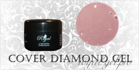 COVER NATURALE  DIAMOND  ROYAL GEL 5 мл