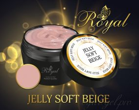 SOFT BEIGE CLASSIC JELLY ROYAL GEL 500 гр