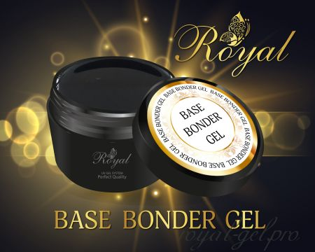BASE BONDER ROYAL GEL 5 мл