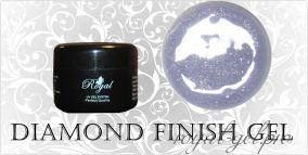DIAMOND FINISH ROYAL GEL 15 мл