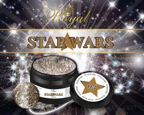 SW03 STAR WARS ROYAL гель краска  5 мл.