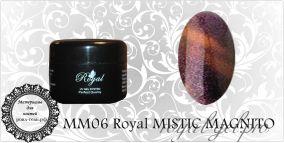 MM06 Royal MISTIC MAGNITO гель краска 5 мл.