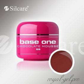Цветной гель Silcare Base One Color Chocolate Mousse *69 5 гр.