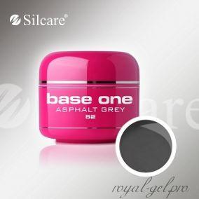 Цветной гель Silcare Base One Color Asfalt Grey *52 5 гр.