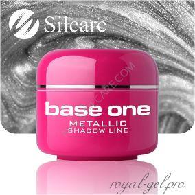 Цветной гель Silcare Base One Metallic Shadow Line *51 5 гр.