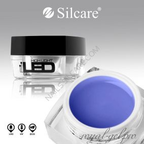 Gel High Light LED Violet Silcare 4 гр