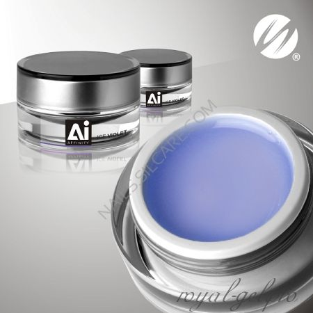 Gel Affinity Ice Violet Silcare 15 гр