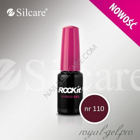Гель лак Silcare Rock`IT 8 гр color 110