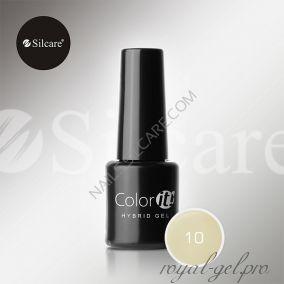 Гель лак Silcare Hybryd Color`IT 8  гр №010