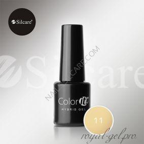 Гель лак Silcare Hybryd Color`IT 8  гр №011