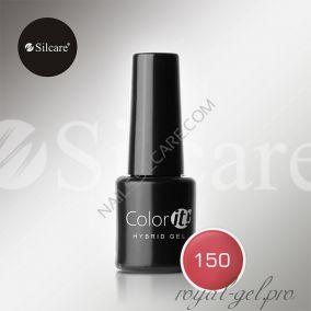 Гель лак Silcare Hybryd Color`IT 8 гр №150