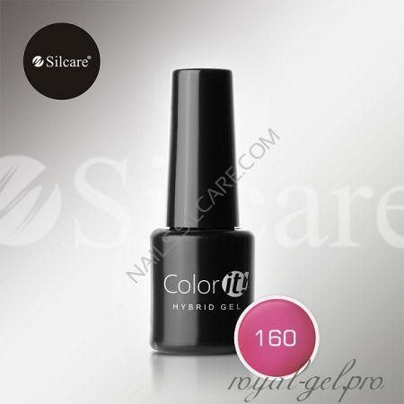 Гель лак Silcare Hybryd Color`IT 8 гр №160