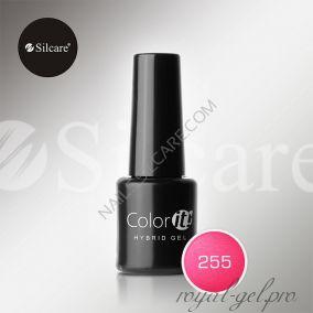 Гель лак Silcare Hybryd Color`IT 8 гр №255