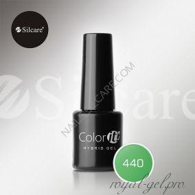 Гель лак Silcare Hybryd Color`IT 8 гр №440