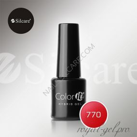 Гель лак Silcare Hybryd Color`IT 8 гр №770