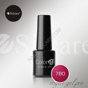 Гель лак Silcare Hybryd Color`IT 8 гр №780