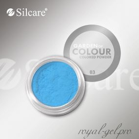 *03 Цветной акрил The Garden Of Colour Colored Powder 4 гр