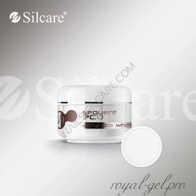 Акриловая пудра Sequent ECO Pro White Silcare 12 гр.