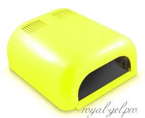 UV лампа ZH-230 36W глянцевая (цвет в ассортименте)