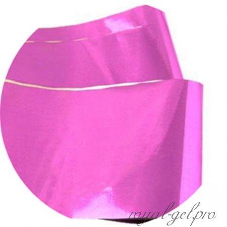 Фольга для литья и кракелюра 54 Royal светло розовый глянец
