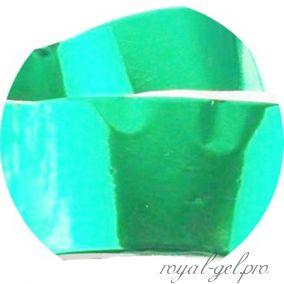 Фольга для литья и кракелюра 52 Royal светло зеленый глянец