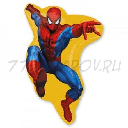 "Шар ""Человек паук"" 81 см"