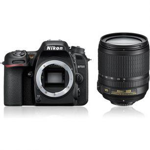 Nikon D7500 18-105 VR