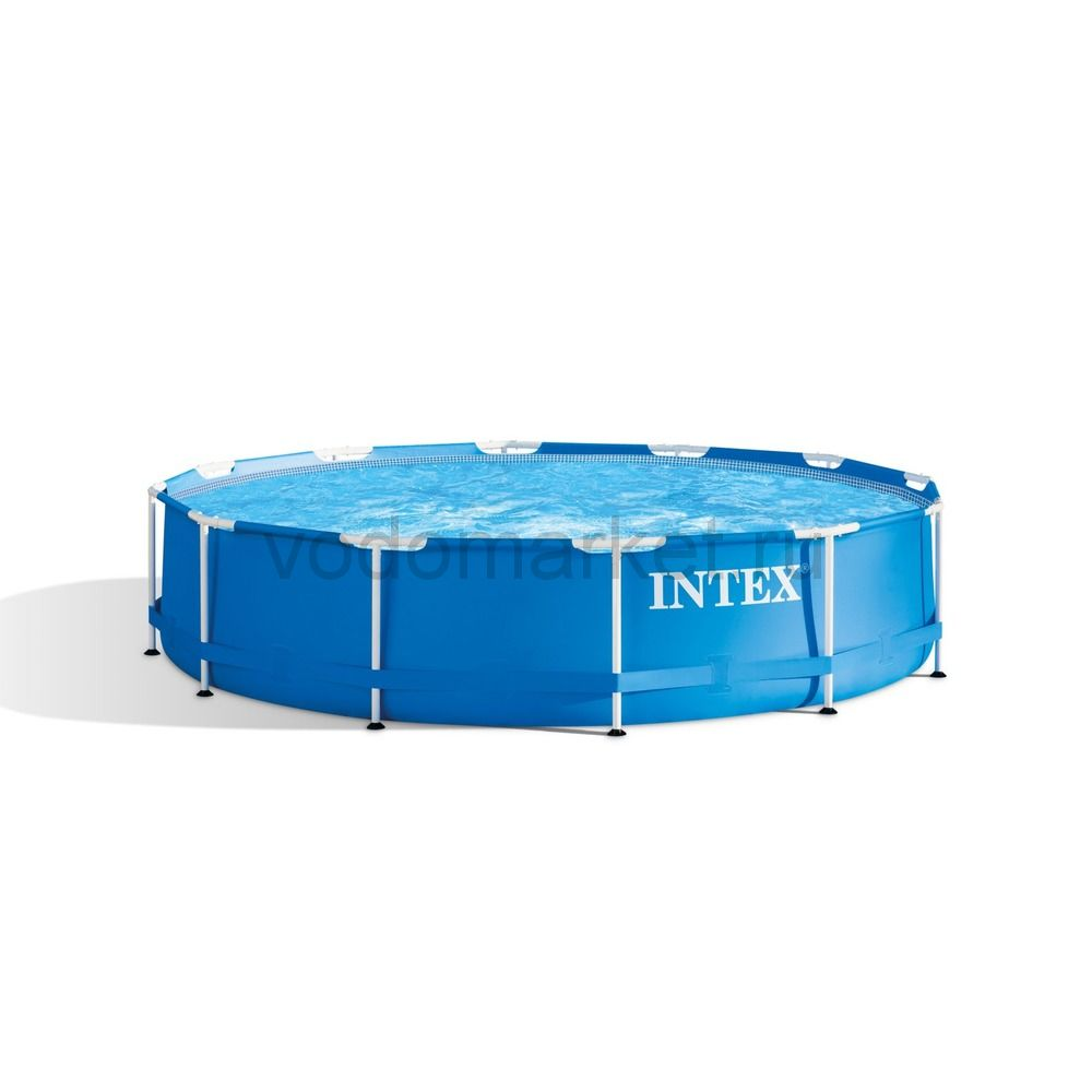 366х76 см (28210) Бассейн каркасный INTEX