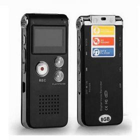 Диктофон цифровой 8gb