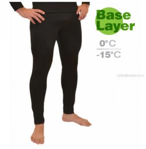 Кальсоны мужские Mottomo Base Layer цвет: черный