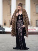 Шуба из соболя цена в Москве