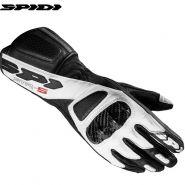 Мотоперчатки женские Spidi STR-5, Чернo-белые