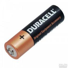Мизинчиковая батарейка DURACELL ААА