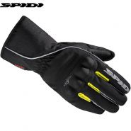 Мотоперчатки Spidi WNT-2, Черно-серо-желтый