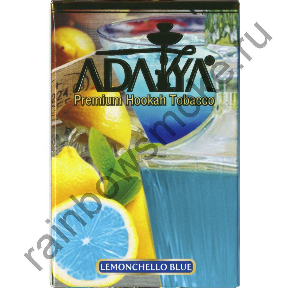 Adalya 50 гр - Limonchello Blue (Лимончелло Голубой)