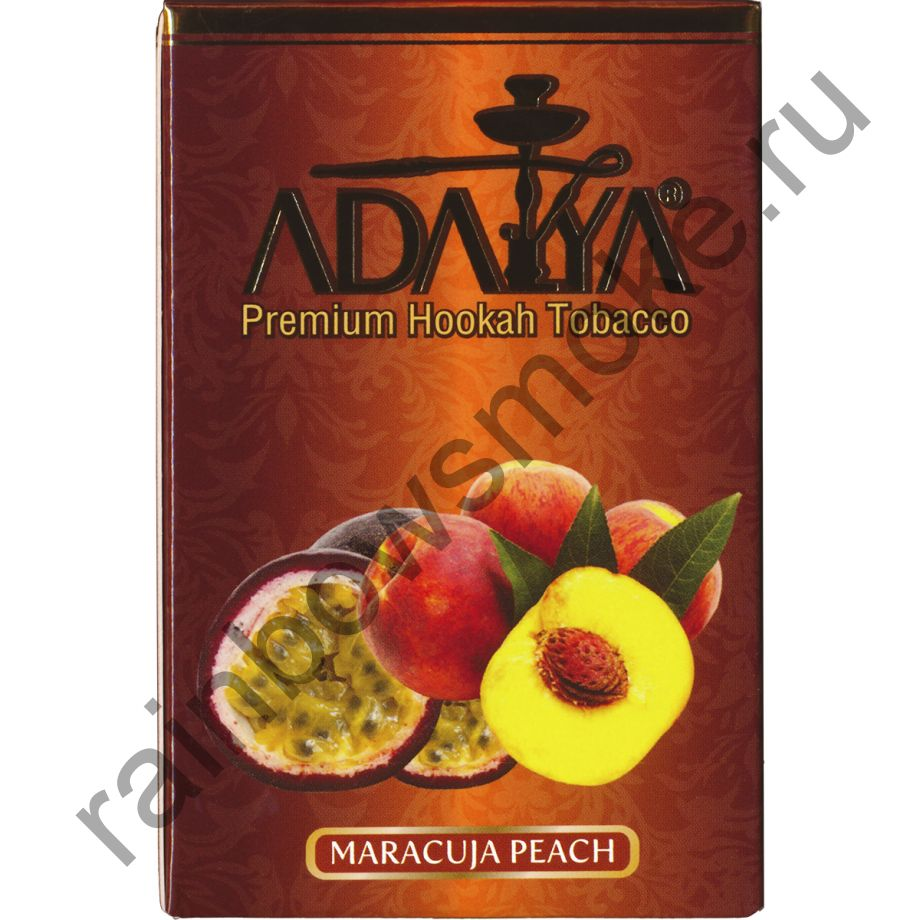 Adalya 50 гр - Maracuja Peach (Маракуйя с Персиком)