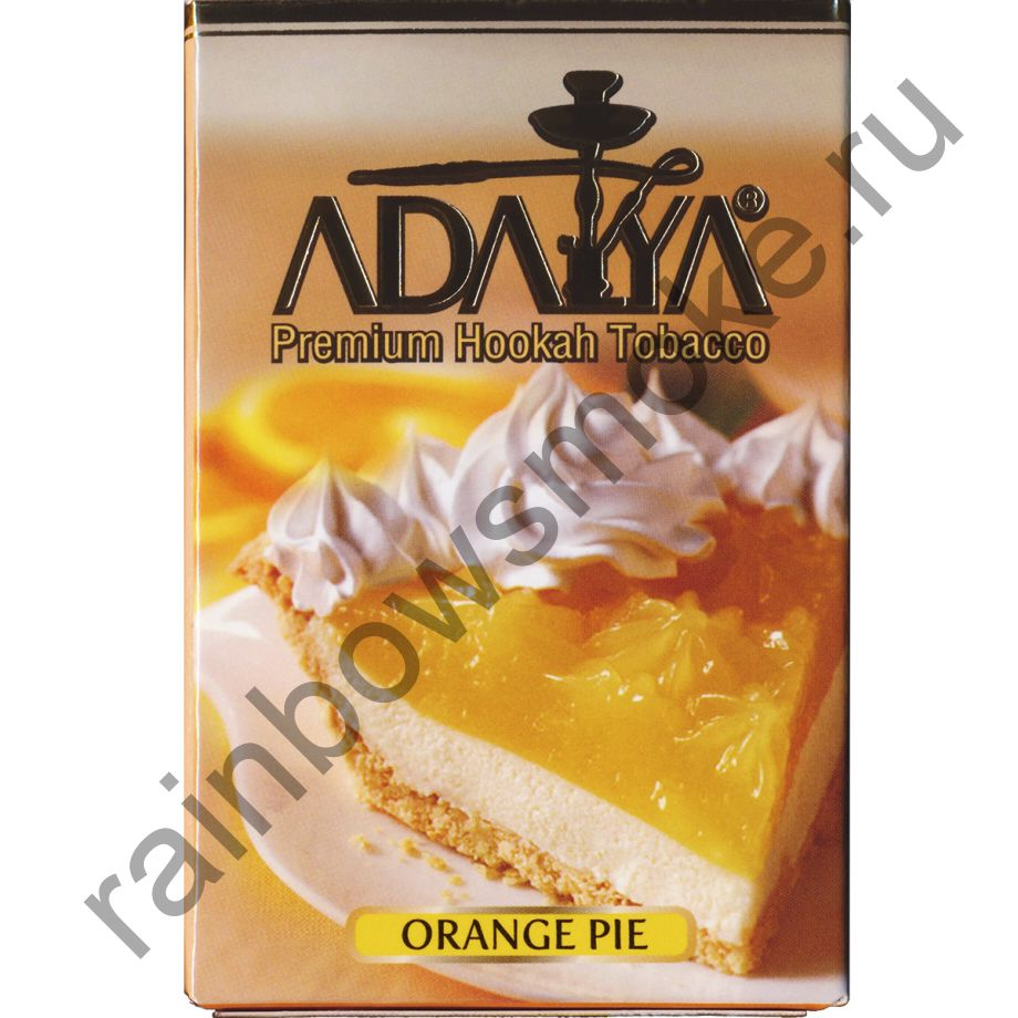 Adalya 50 гр - Orange Pie (Апельсиновый Пирог)