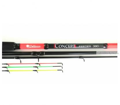 Фидерное удилище Mottomo Concept Feeder 3,30м / тест 120 - 180 гр