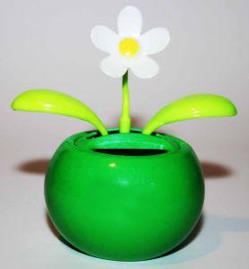 Флип-флап Цветок белый