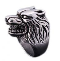 Перстень Волчья голова
