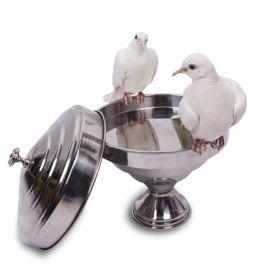Кастрюля для голубя - V Type Double Dove Pan by JL (двойная загрузка)