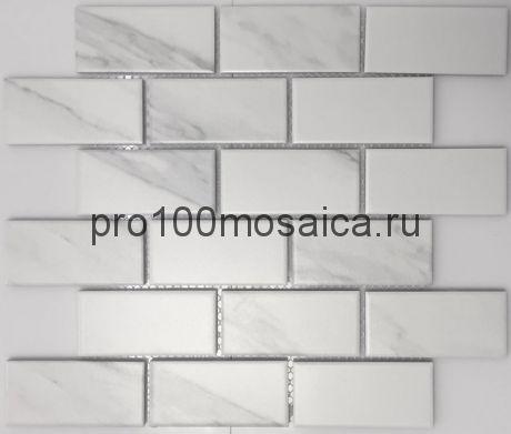 PR4595-45. Мозаика кабанчик  серия RUSTIC, размер, мм: 291*295*4 (NS Mosaic)