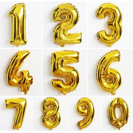 Цифра золото