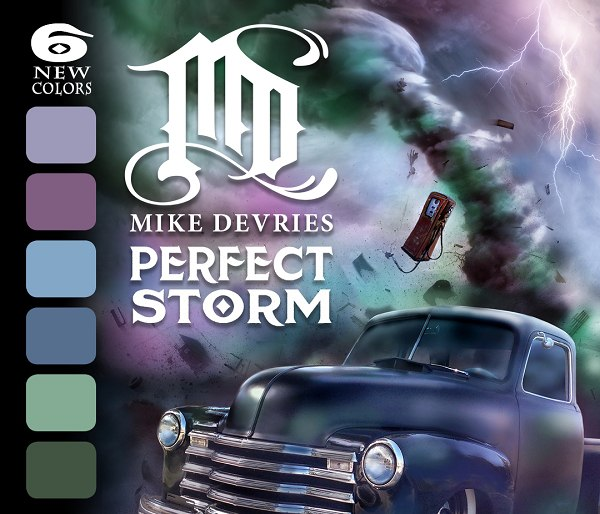 Mike Devries Perfect Storm