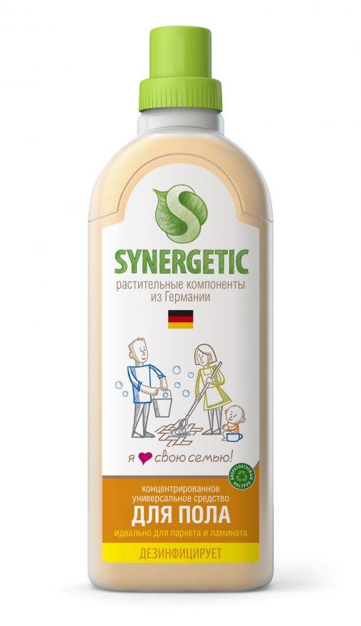 Средство для мытья пола Synergetic (Синергетик) 1000 мл