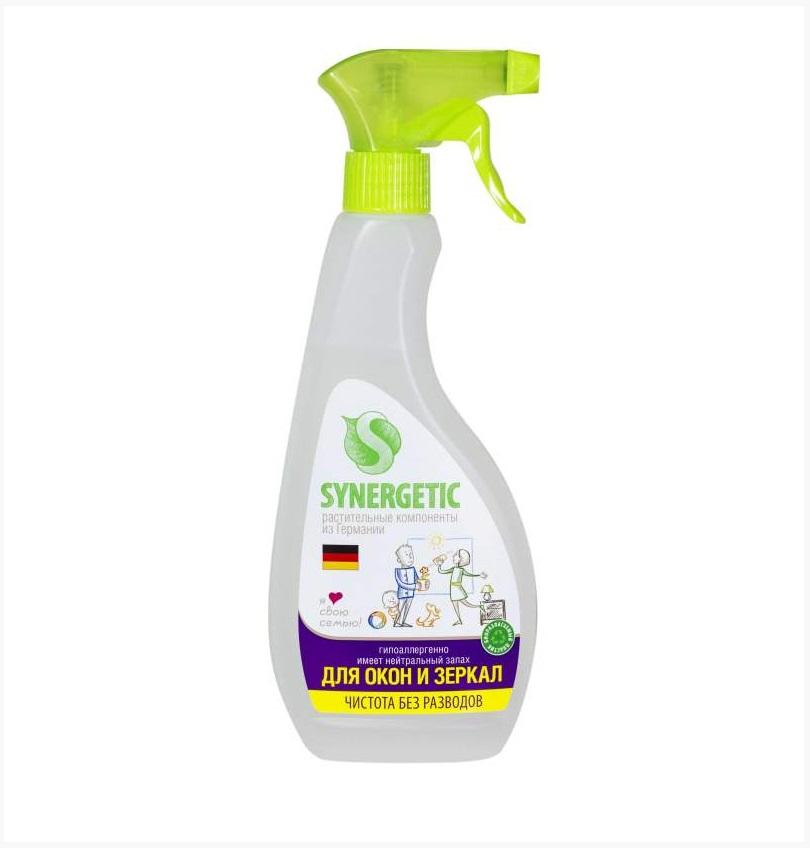 Средство для мытья стекол Synergetic (Синергетик) 500 мл
